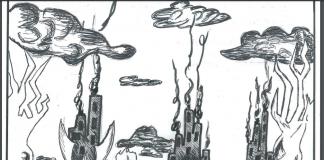 Ελέσσα Ζαπαντιώτη, το 3ο βραβαείο στο διαγωνισμό σκίτσου:«Ο πλανήτης Γη εκπέμπει SOS»