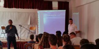 Ενημέρωση από το Λιμενικό Σώμα για τους κινδύνους της θάλασσας